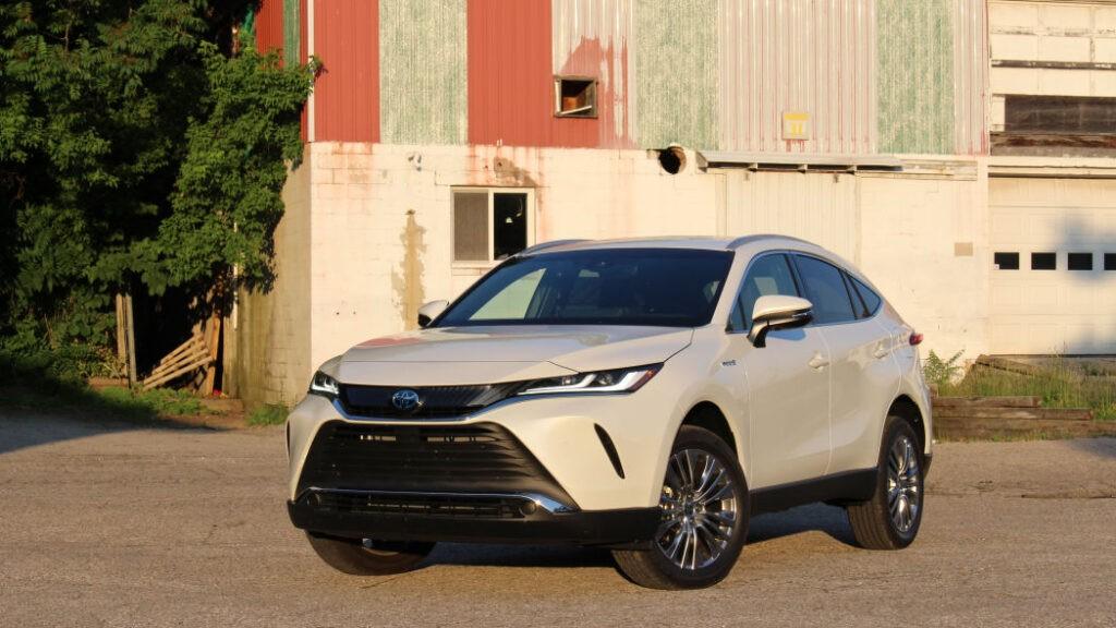 Toyota Venza 2021 fotos