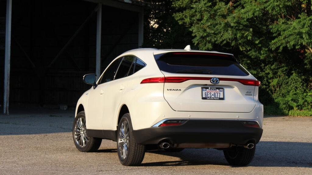 Toyota Venza 2021 autos