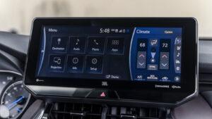 Innenausstattung Toyota Venza 2021
