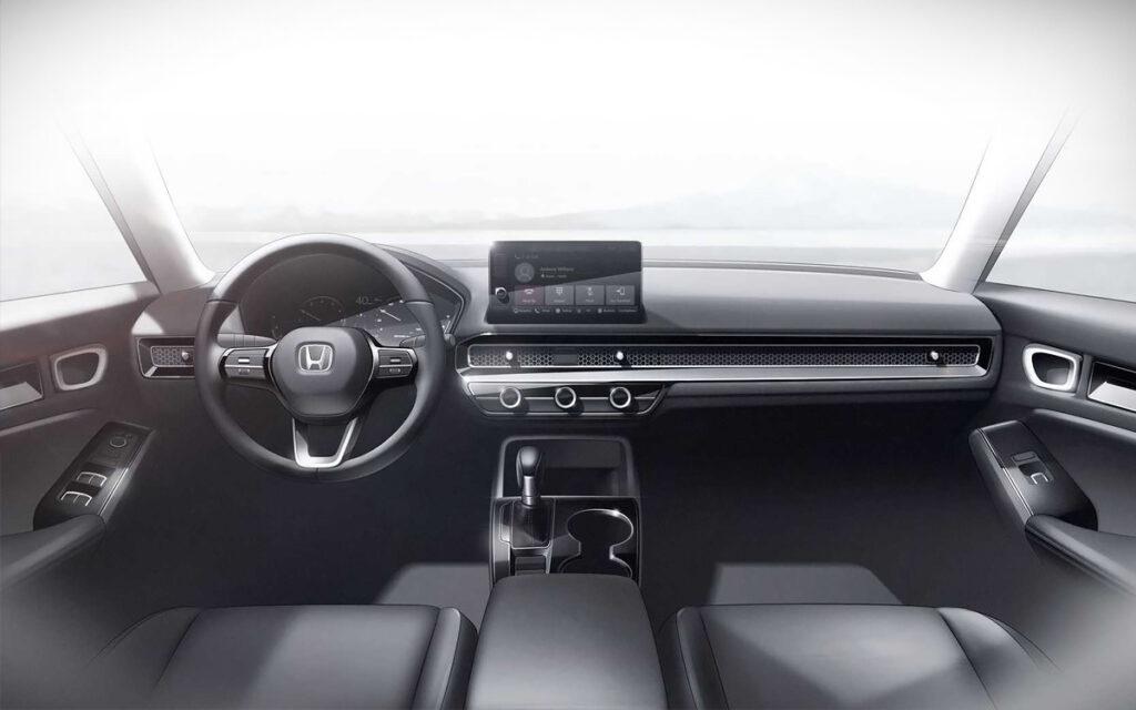 Honda stellte den neuen Civic vor