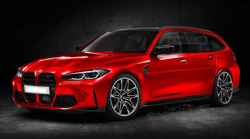BMW M3 Kombi 2022