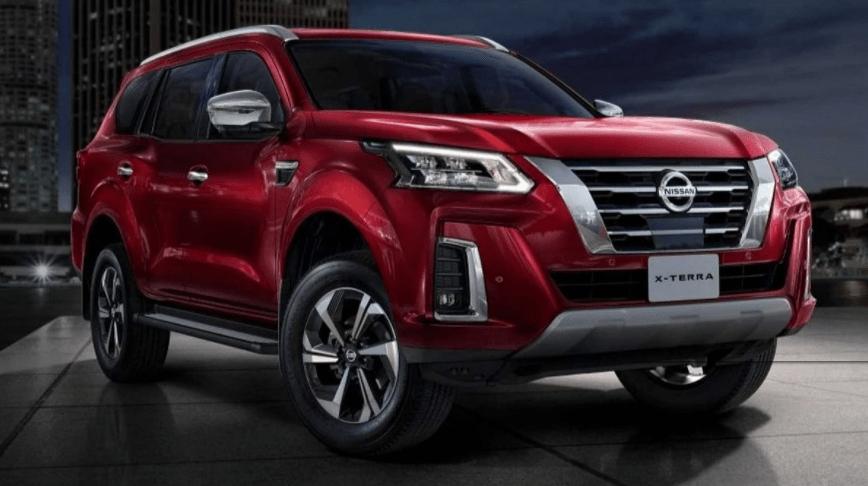 Einführung eines neuen SUV Nissan X-Terra
