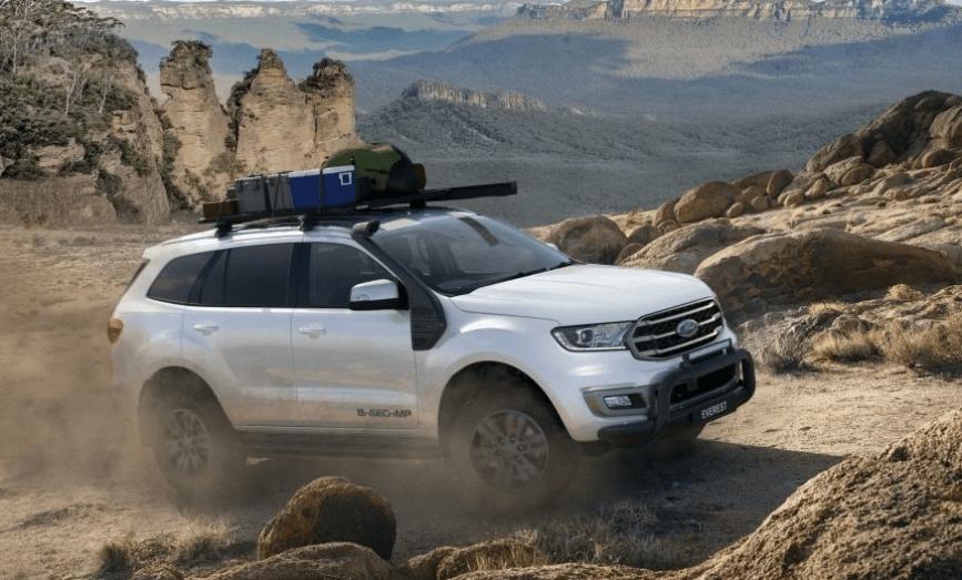 Ford Everest BaseCamp