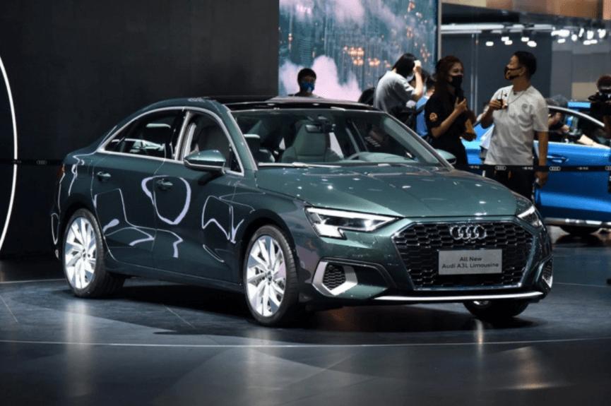 Audi A3L: nachrichten, fotos, preise und probefahrten