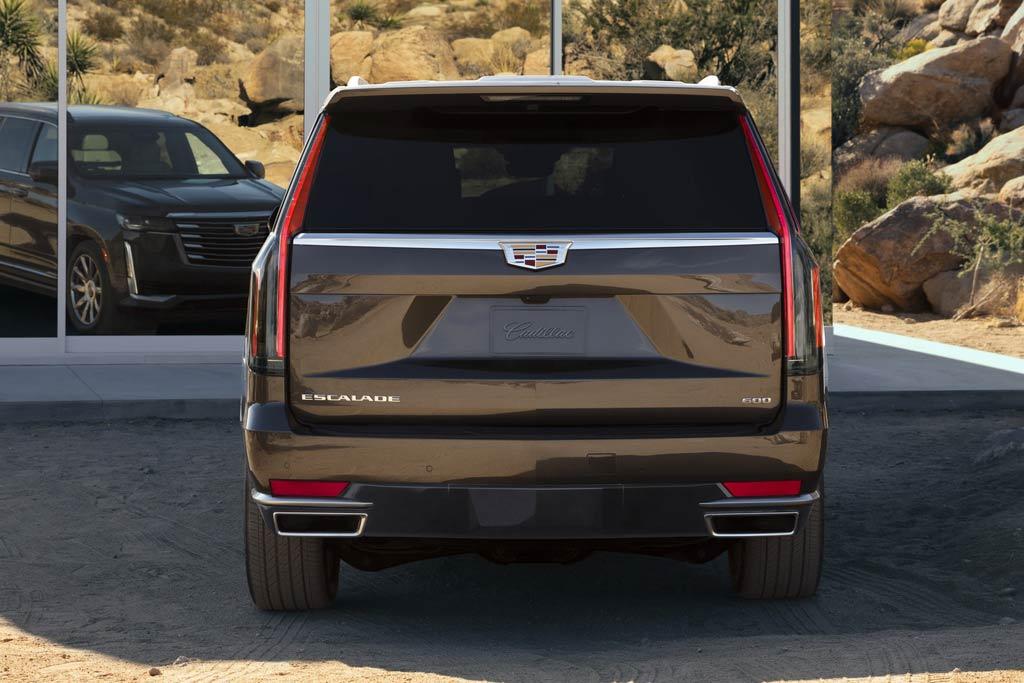 neuen 2021 Cadillac Escalade