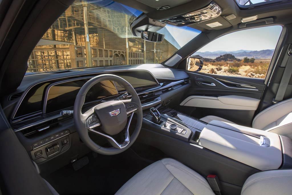 neuen 2021 Cadillac Escalade salon