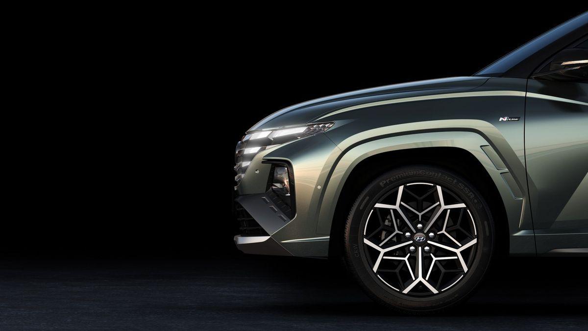 Hyundai deklassiert die leistungsstärkste Version des Tucson Crossovers 2021