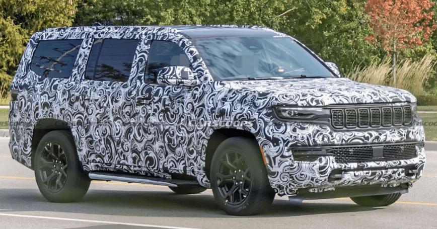 Jeep kündigte das bevorstehende Debüt des 'mysteriösen' Modells an