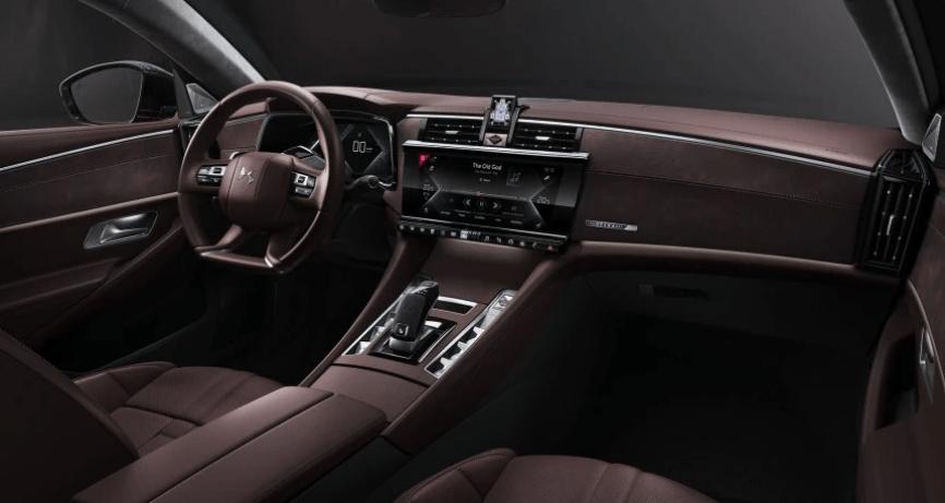 DS 9 Luxuslimousine debütierte in Europa. Preise sind bekannt