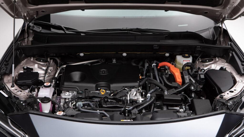 Technische Eigenschaften Toyota Venza 2021