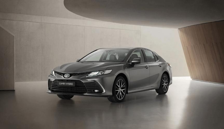 Hybrid Toyota Camry erhielt ein Update