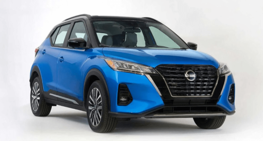 Crossover Nissan Kicks 2021
