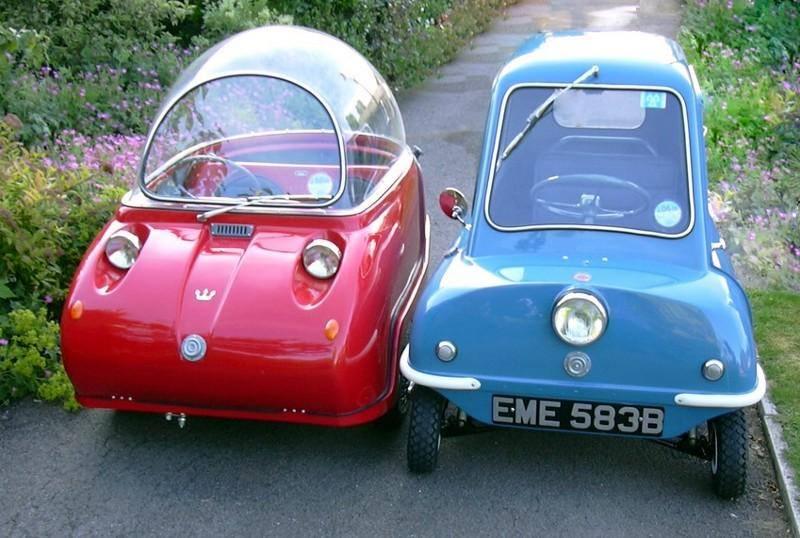Das kleinste Auto aller Zeiten