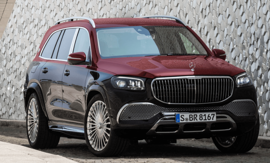 Mercedes-Maybach GLS600 2021