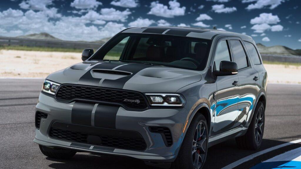 Dodge Durango 2022 Motorspezifikationen