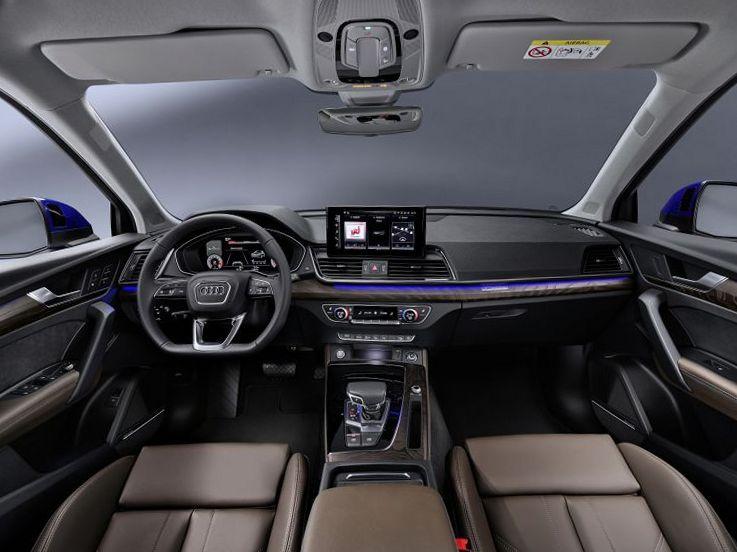 Audi Q5 2022 Sportback-Design